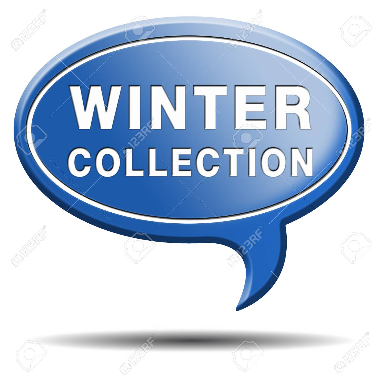 winter collection new latest fashion style icon or label Stock Photo - 23101231