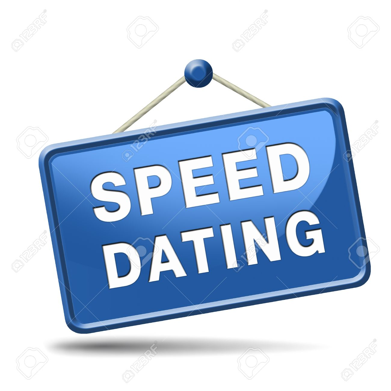 4 Pics 1 Word Speed Dating Sign