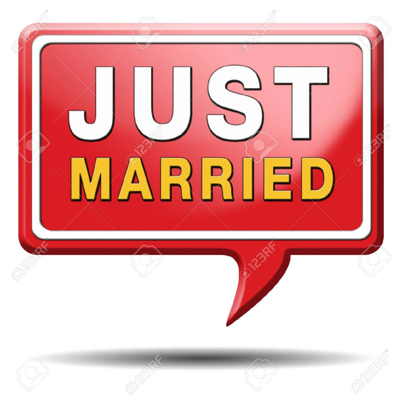 Married no dating sign