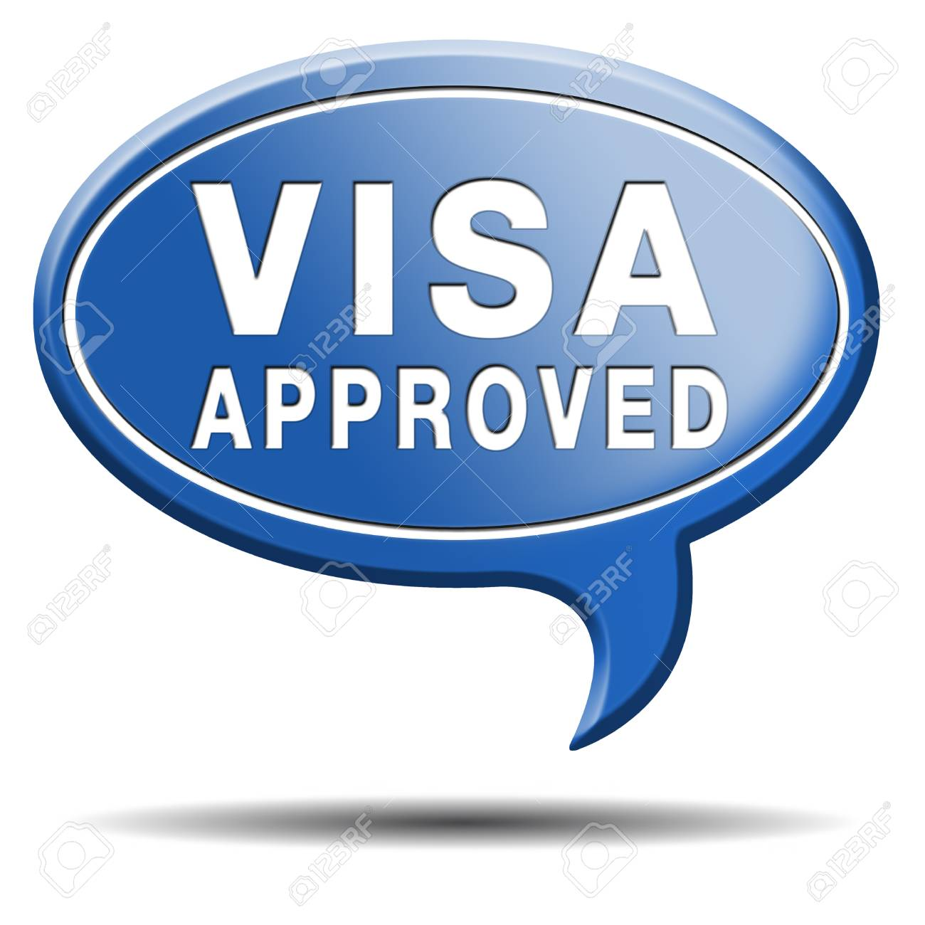 Visa approved immigration stamp for crossing the border passing visa approved immigration stamp for crossing the border passing customs for tourism and passport control approval biocorpaavc Choice Image