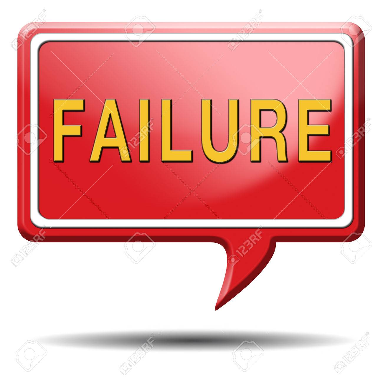 failure fail exam or attempt can be bad especially when failing