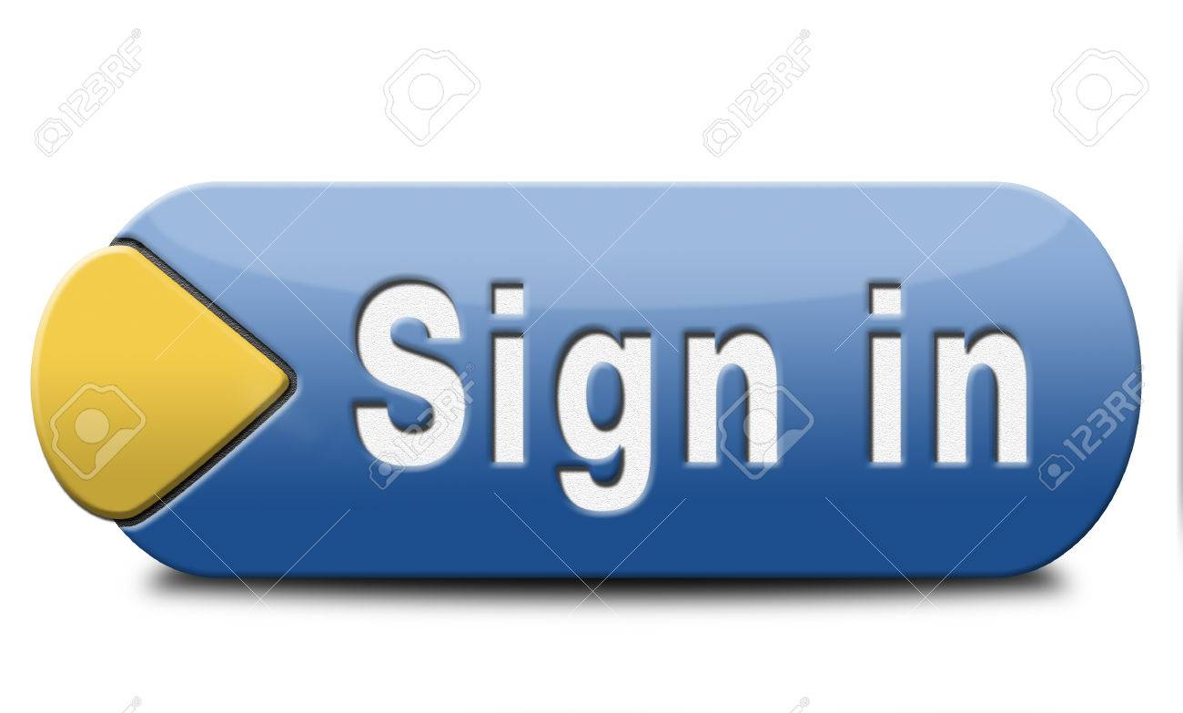 User Login Icon Jpg sign in button or user or
