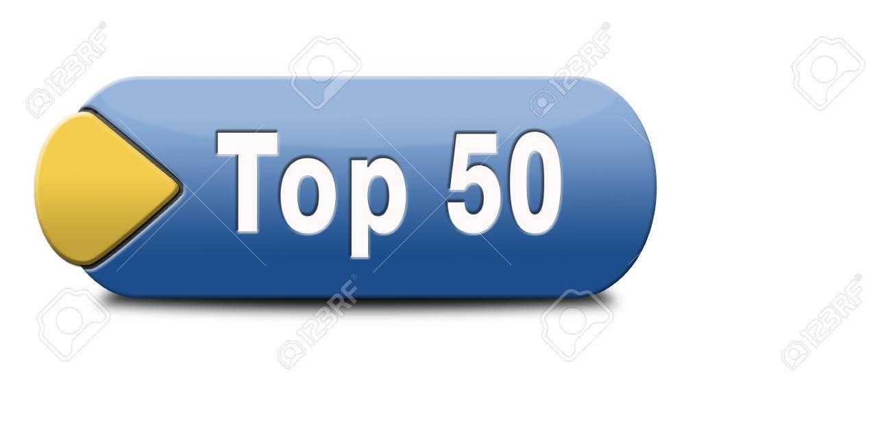 liste top 50