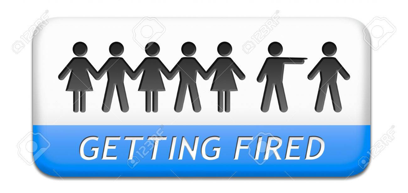 getting fired or job loss your you re fired losing work jobless stock photo getting fired or job loss your you re fired losing work jobless