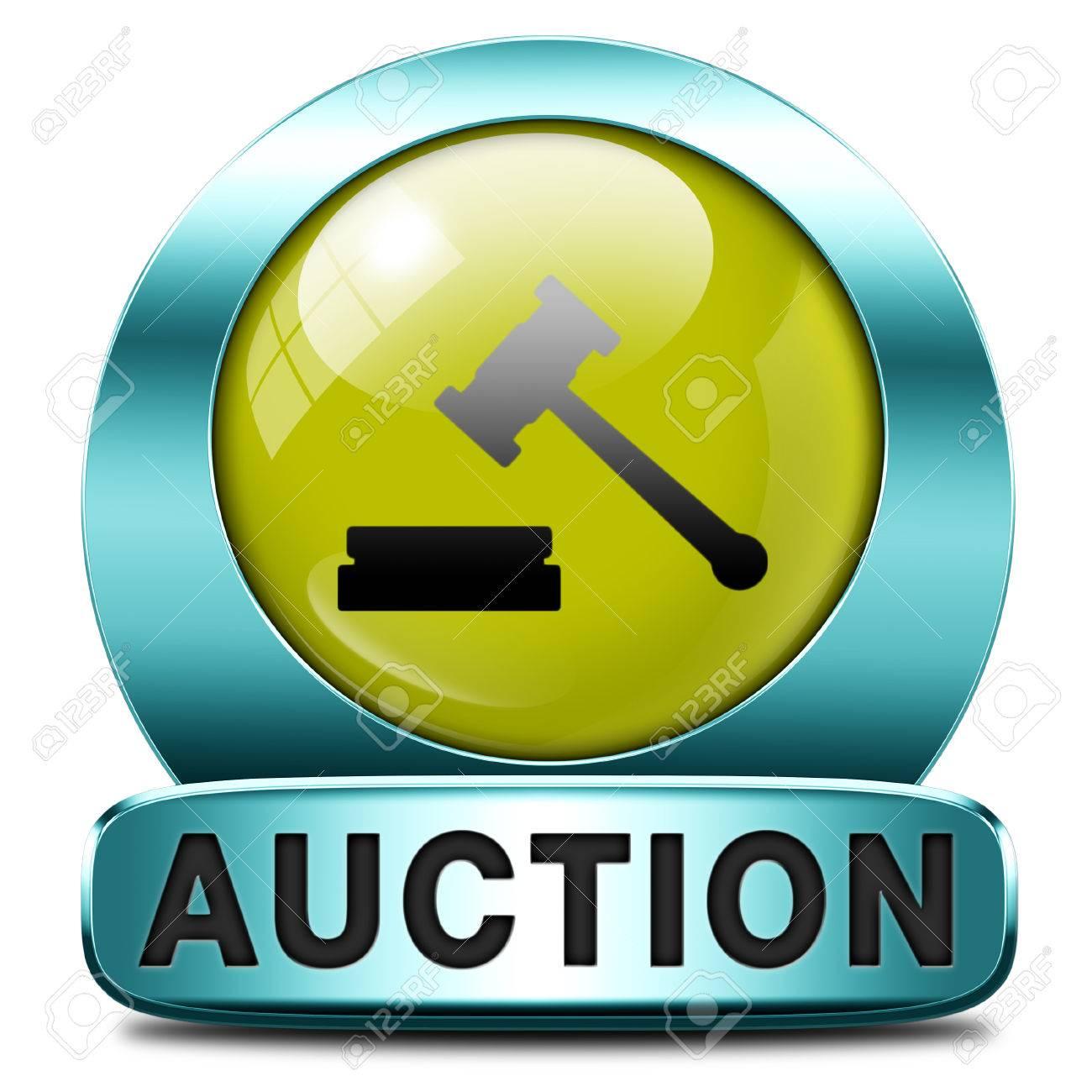 Banque d images - Signer la vente aux enchères en ligne appel d offres et  d acheter des voitures et des maisons immobilier a0940ed04698