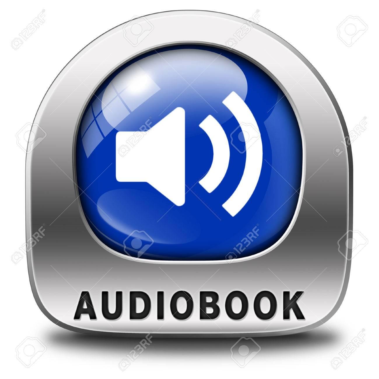 Icone De Livre Audio Ou Signe Ecouter En Ligne Ou Acheter Et Telecharger Bouton De Livres Audio