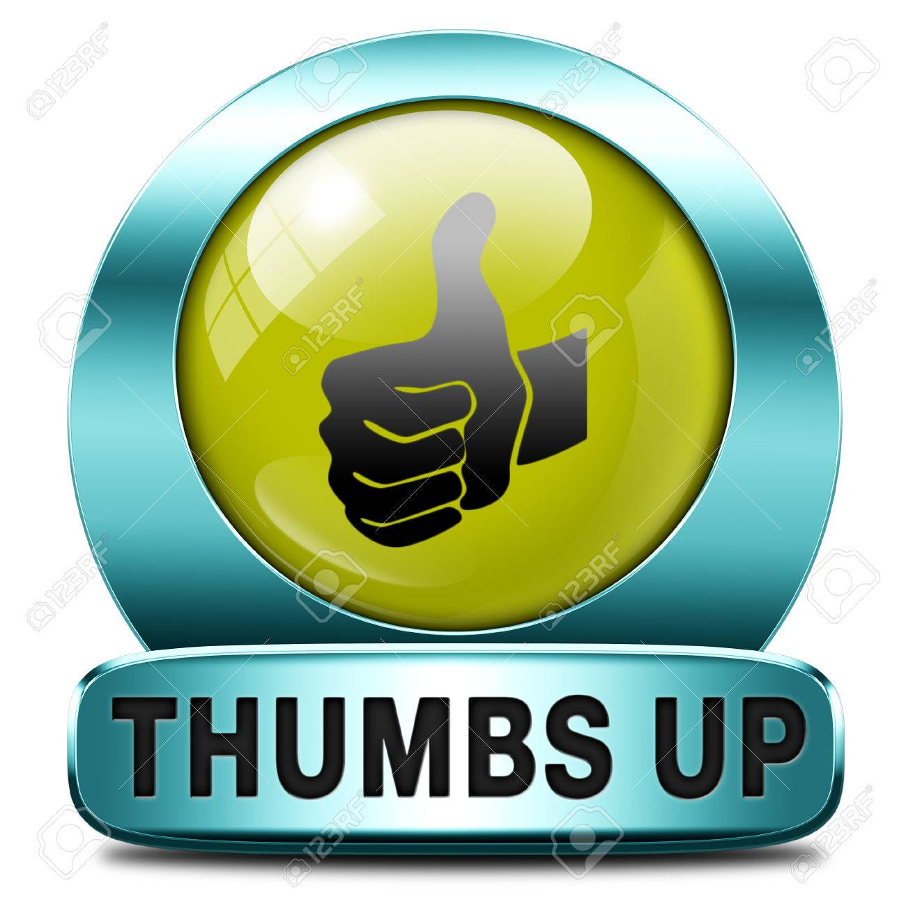 Thumbs Up Good And Excellent Work Job Well Done And Task Finished Stock Photo Picture And Royalty Free Image Image 26969101