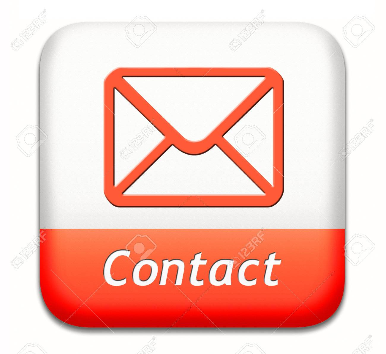 Contact Address Button For Feedback Icon Mail Us Coordinates