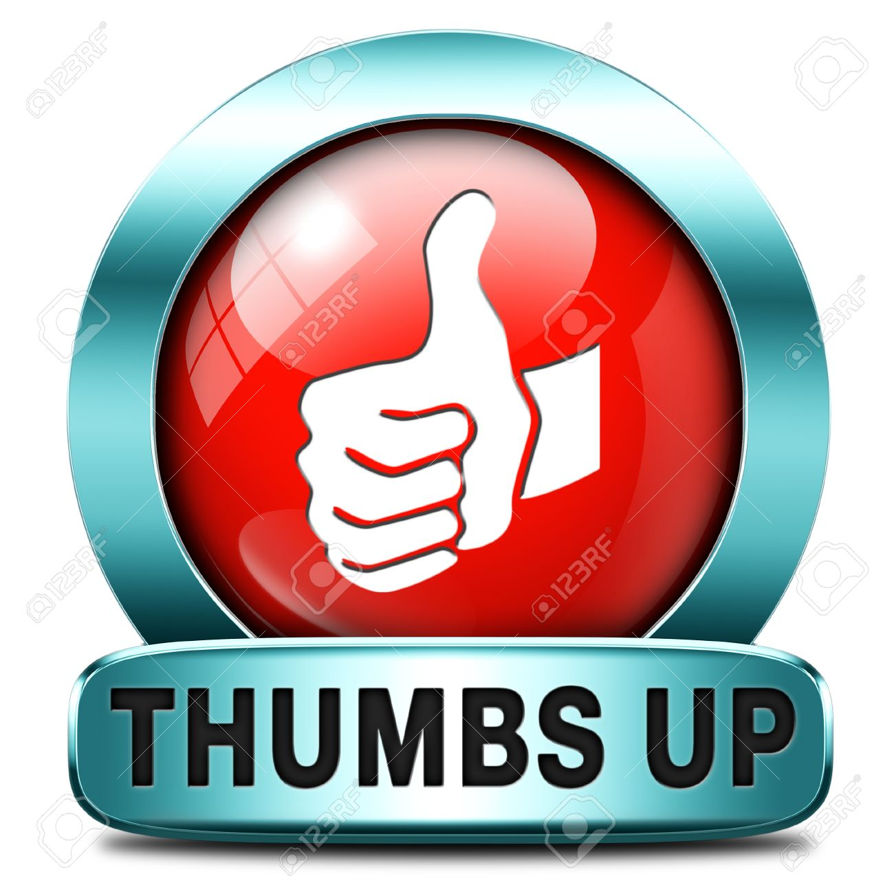 thumbs up good and excellent work job well done and task finished