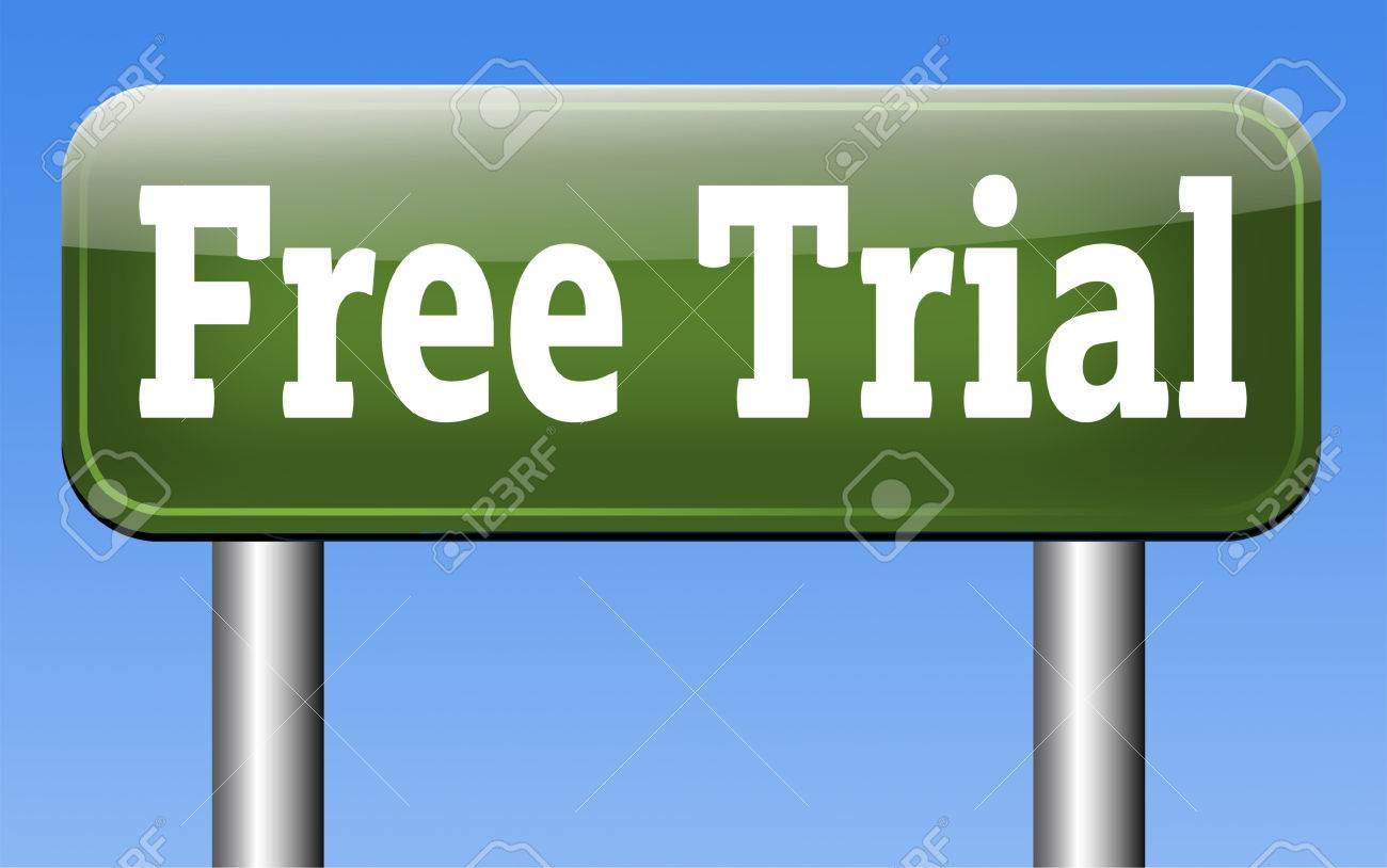 Free Trial Product Test Sample Road Sign Arrow. Try It For Free ...