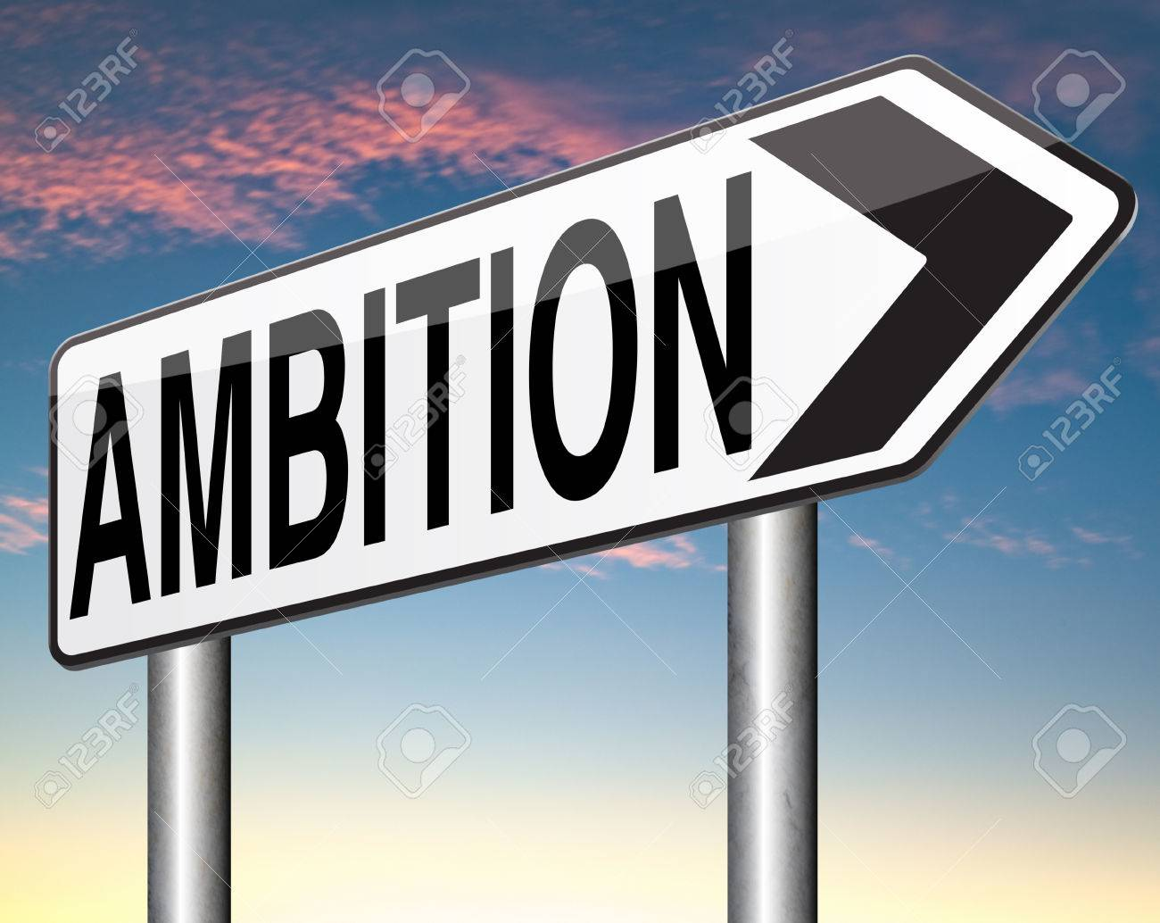 ambition dream and think big set and achieve personal goals change stock photo ambition dream and think big set and achieve personal goals change future and be successful banner or sign