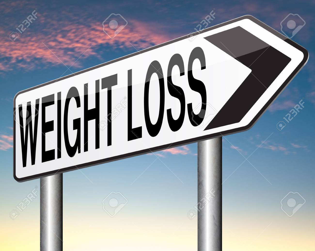 Solution of weight loss in hindi
