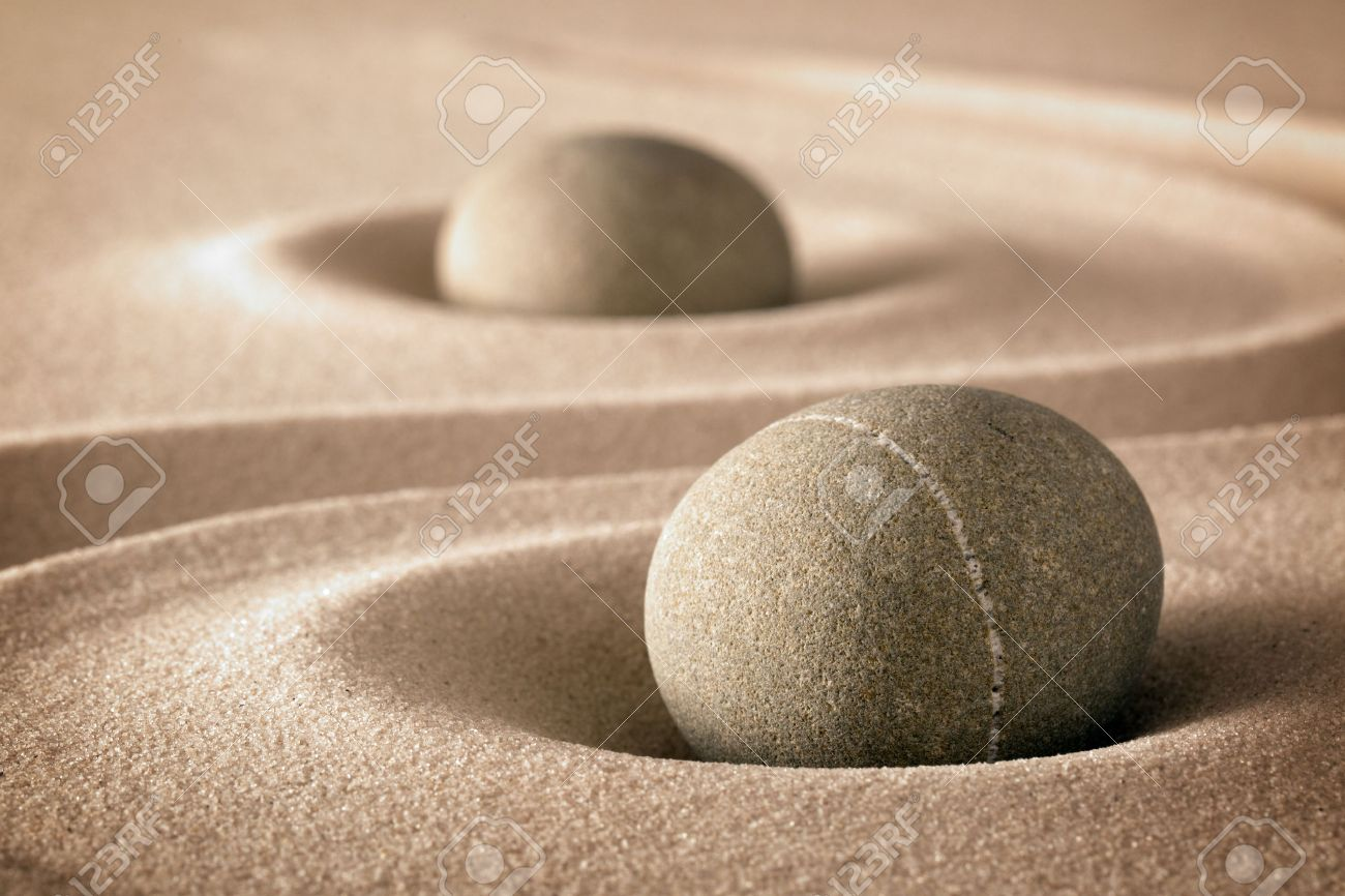 Purity and spirituality in the harmony of a zen garden stones purity and spirituality in the harmony of a zen garden stones and lines in sand for workwithnaturefo