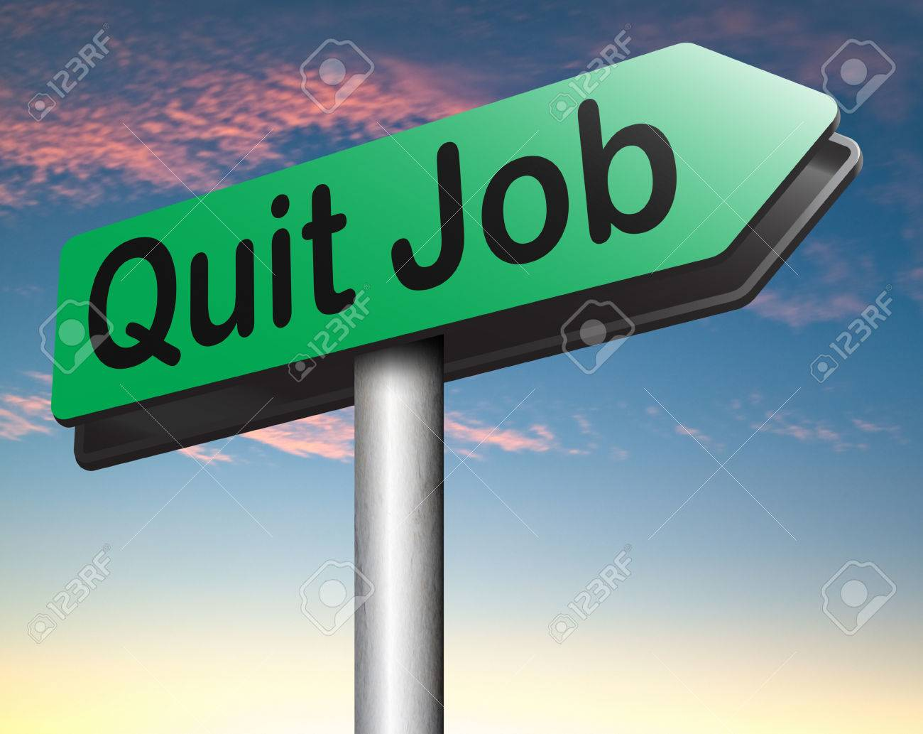quitting job search new profession and start other career stock photo quitting job search new profession and start other career resigning from work and getting unemployed