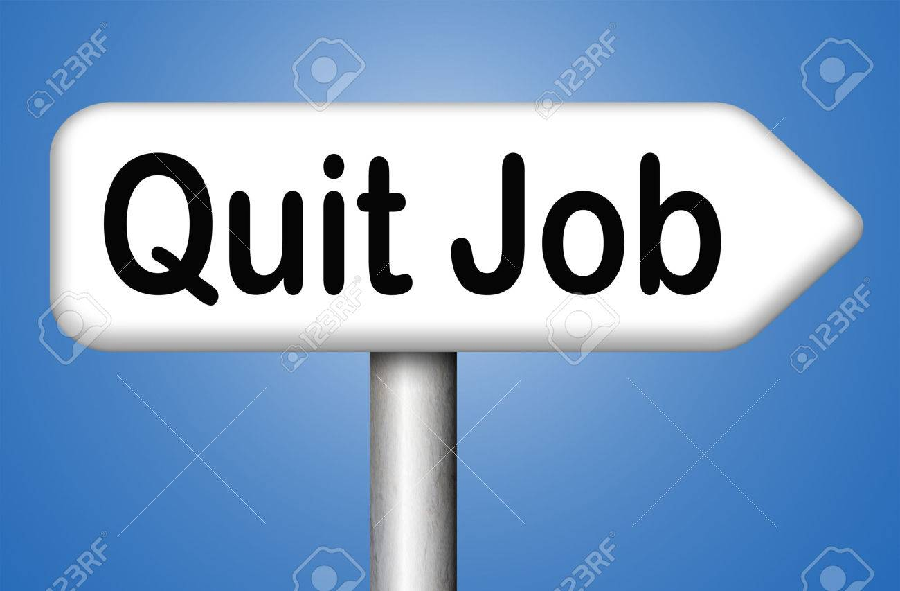 quit job new profession resigning from work and getting stock photo quit job new profession resigning from work and getting unemployed