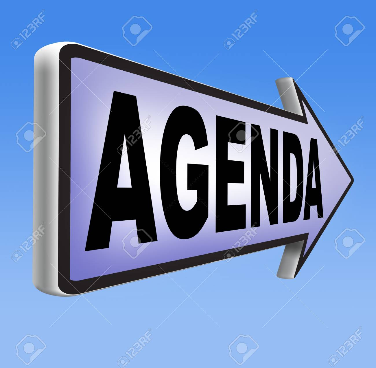 Agenda Calendario Mensual Y La Organización Y Planificación De ...