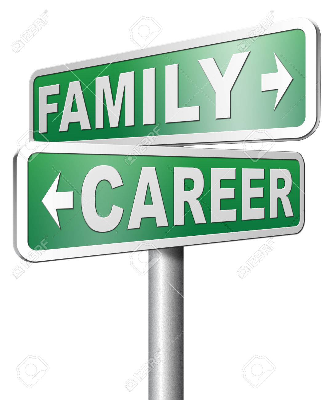 family career balance in work business and health leisure time stock photo family career balance in work business and health leisure time change job direction move away from workaholic and live stress