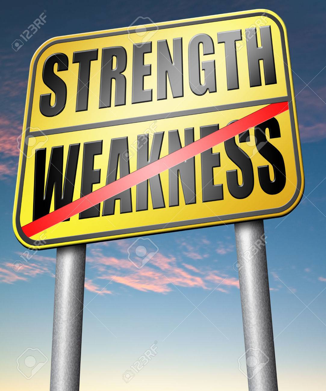 strength versus weakness strong or weak overcome problems by stock photo strength versus weakness strong or weak overcome problems by being strong and not weak accept the challenge to success