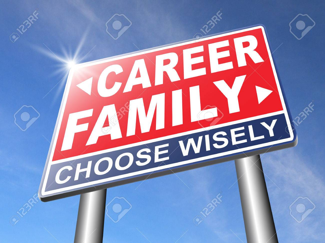 family career balance in work and live your life stress stock photo family career balance in work and live your life stress relaxation and leisure time change job direction move away from workaholic