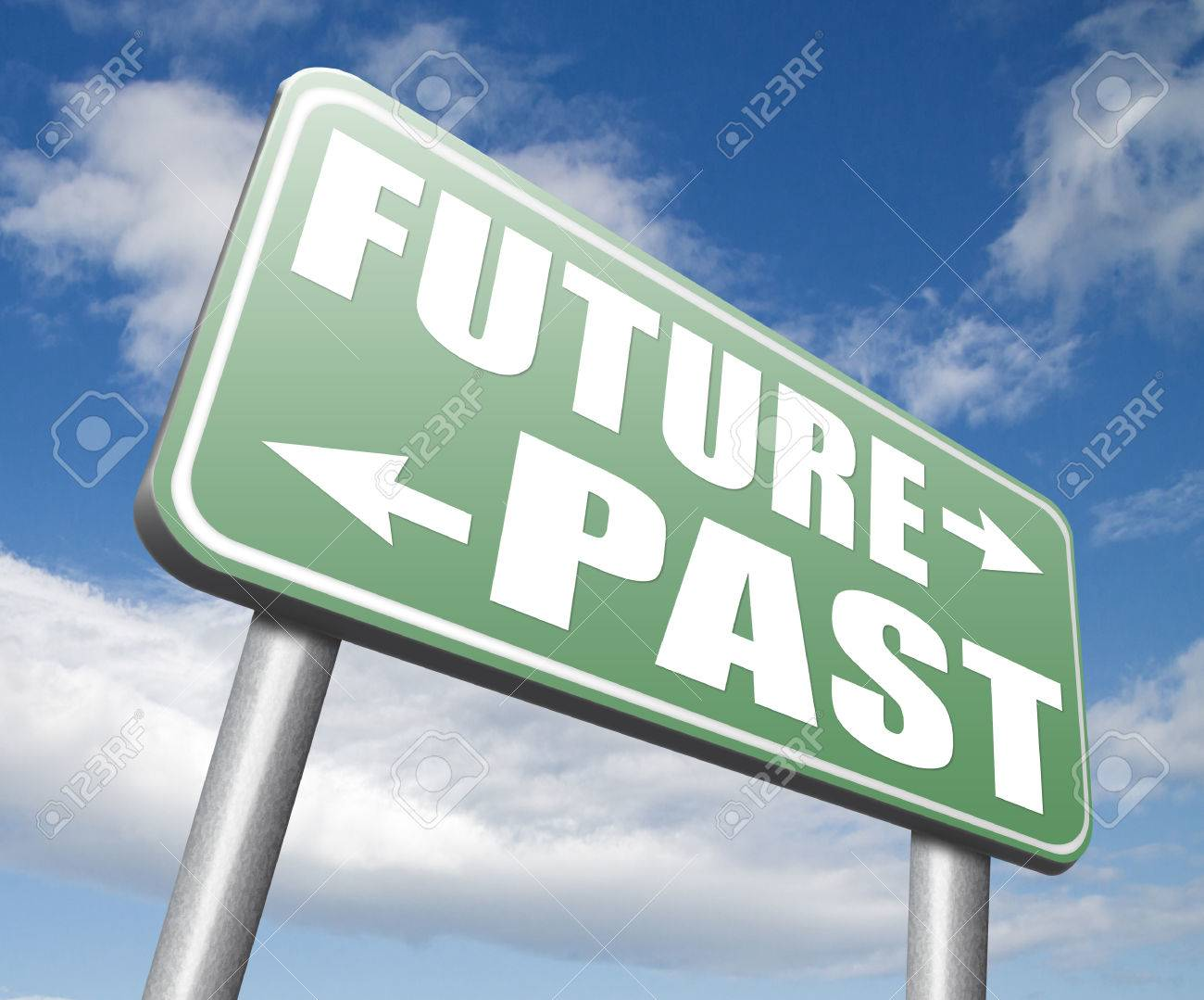 past future predictions and forecast near future fortune telling