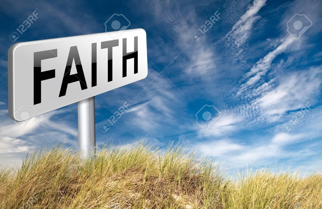 La Credenza In Dio : Fiducia fede e la in dio gesù cristo gli amici foto royalty