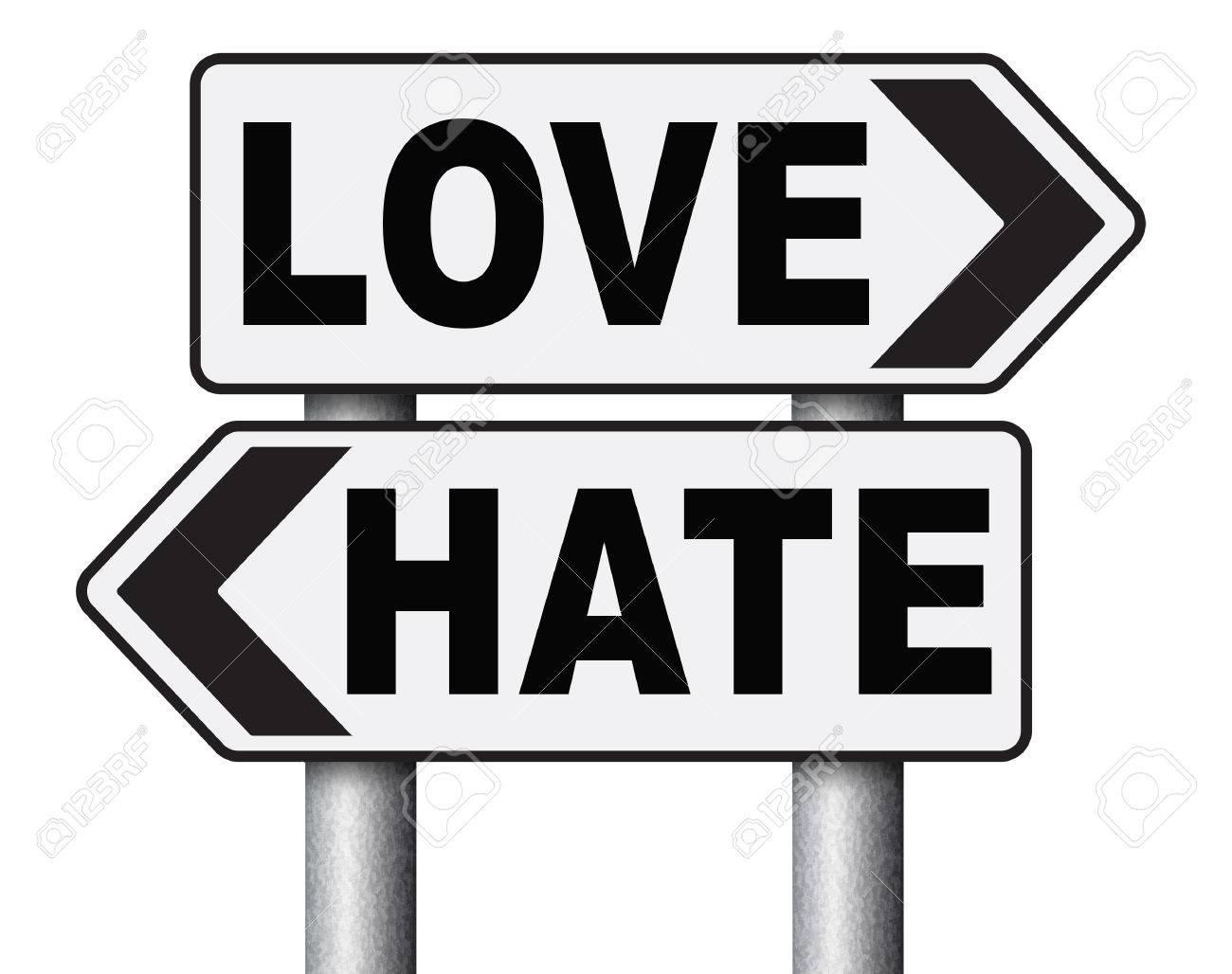 aus liebe wird hass