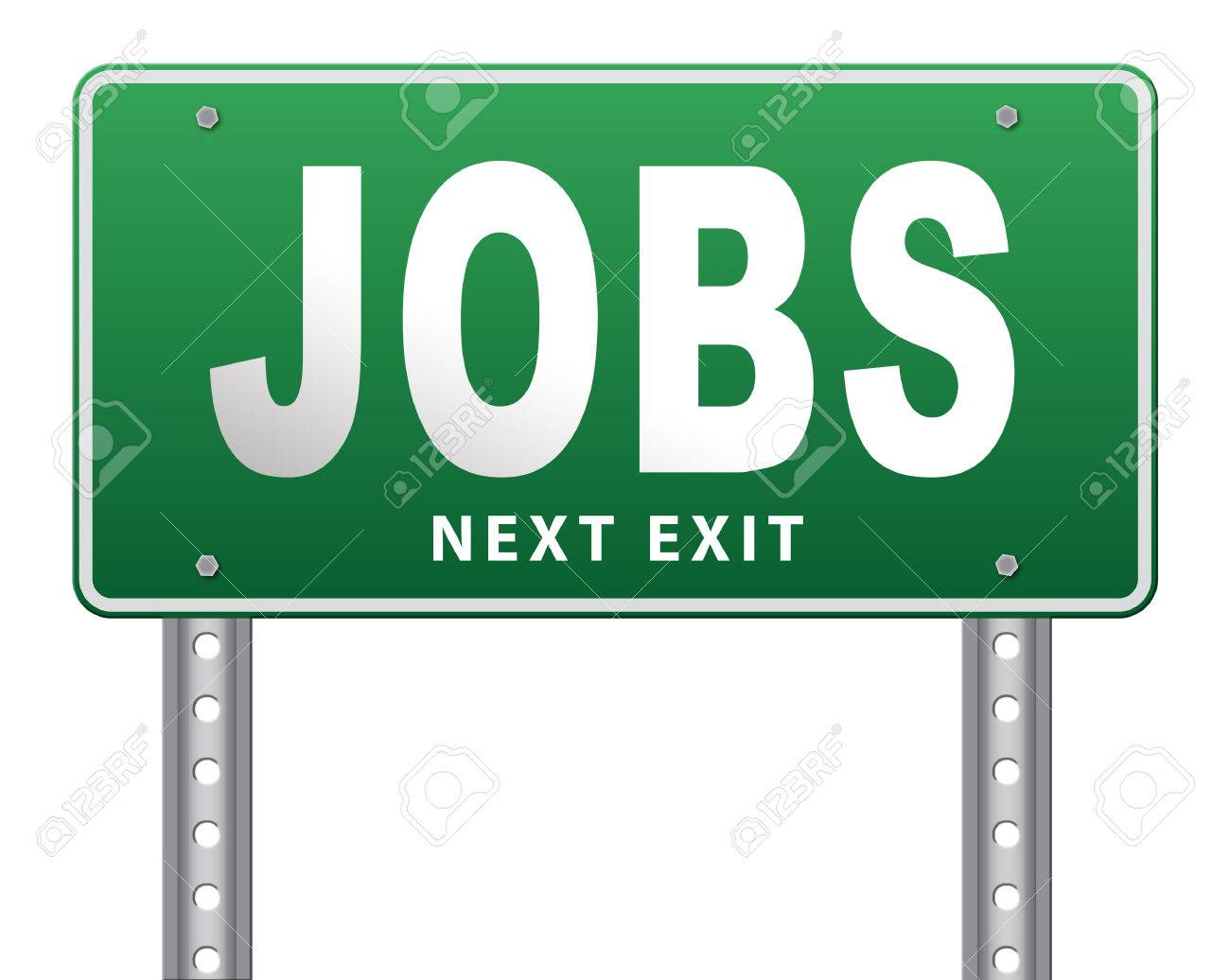 01b927e057 job search vacancy jobs online application help wanted hiring now ad advert  advertising road sign billboard