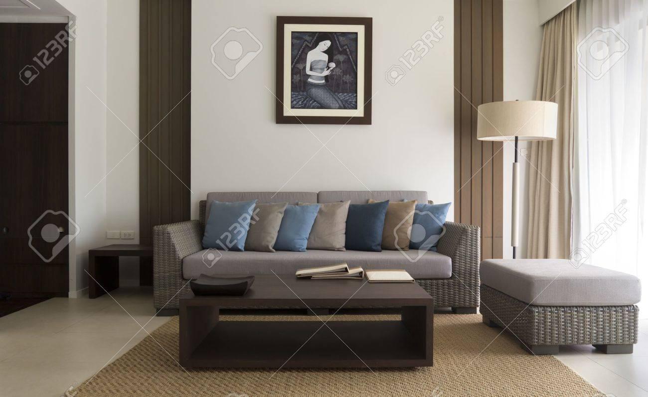 Modern Living Room Banco De Imagens   16561962 Part 64