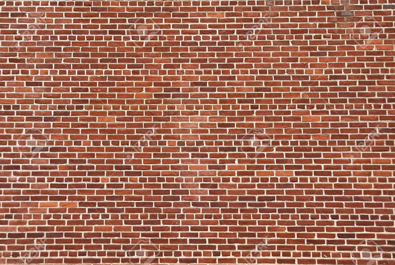Brick wall, Carpenters Hall, Philadelphia, Pennsylvania Stock Photo - 531090