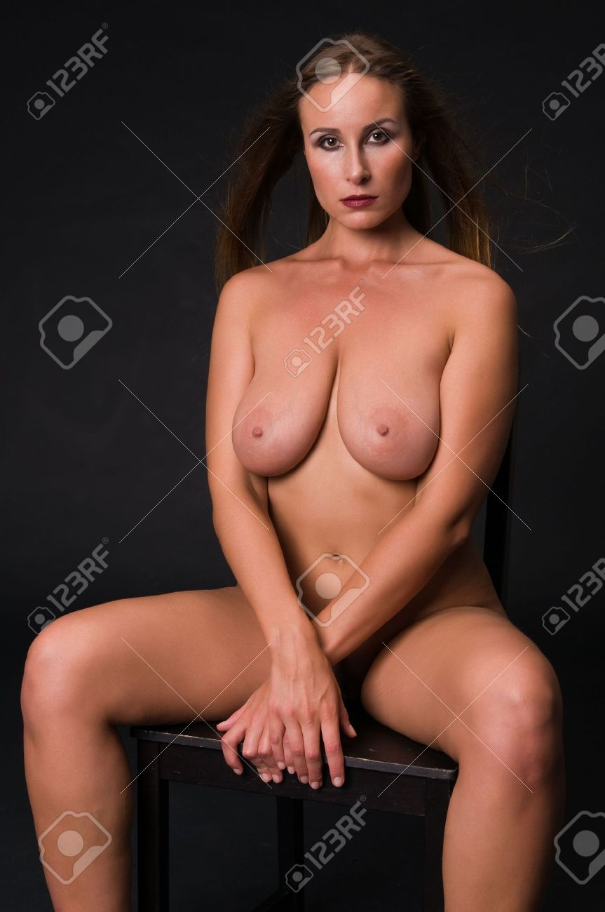 Pretty Russian woman posing nude Stock Photo - 5160289
