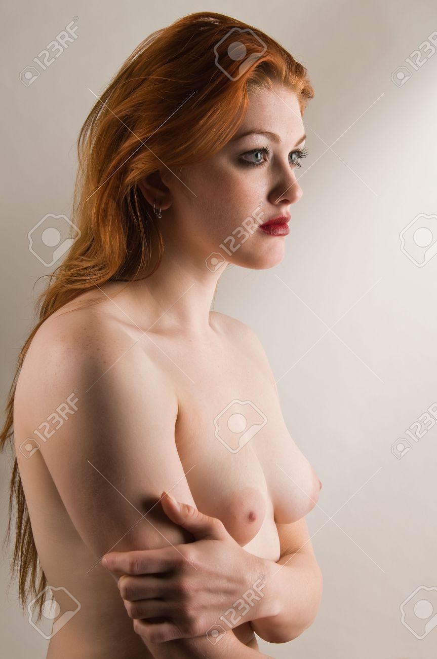 Teens strawberry blonde nude