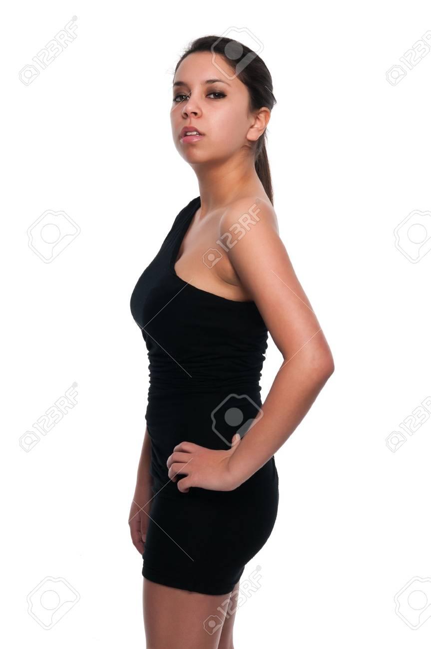 Young Black Girl Big Booty