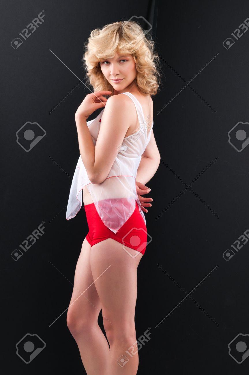 Stolen amateur redhead porn