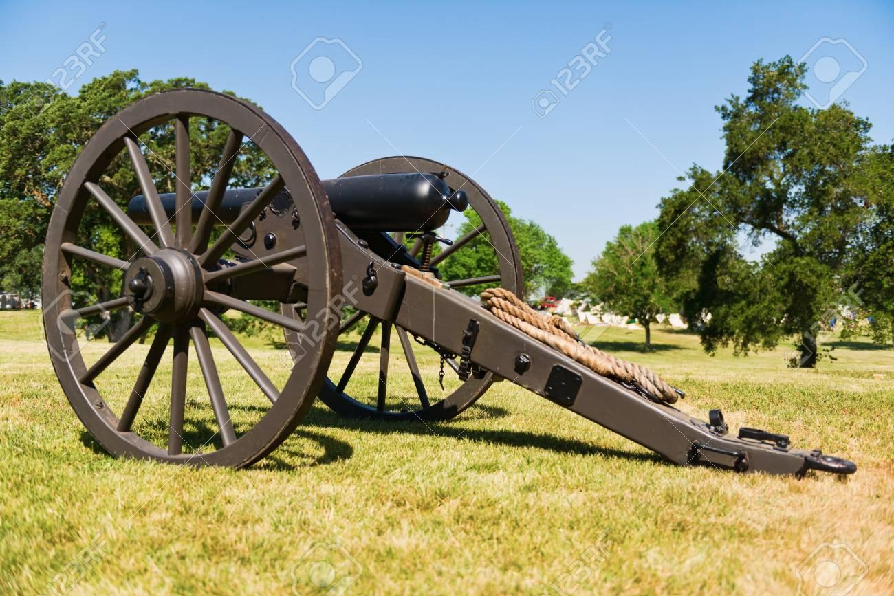 パロット砲、南北戦争時代のミサイル発射機部分 の写真素材・画像素材 ...