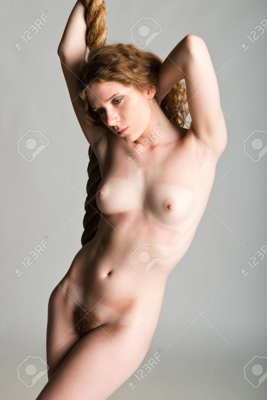 Redhead nude photography