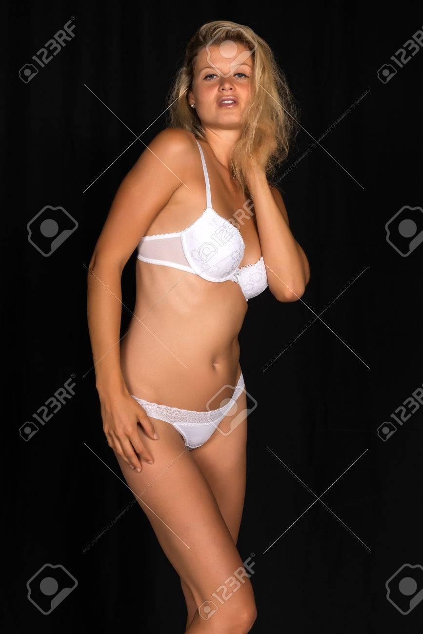 Deutsche blondine