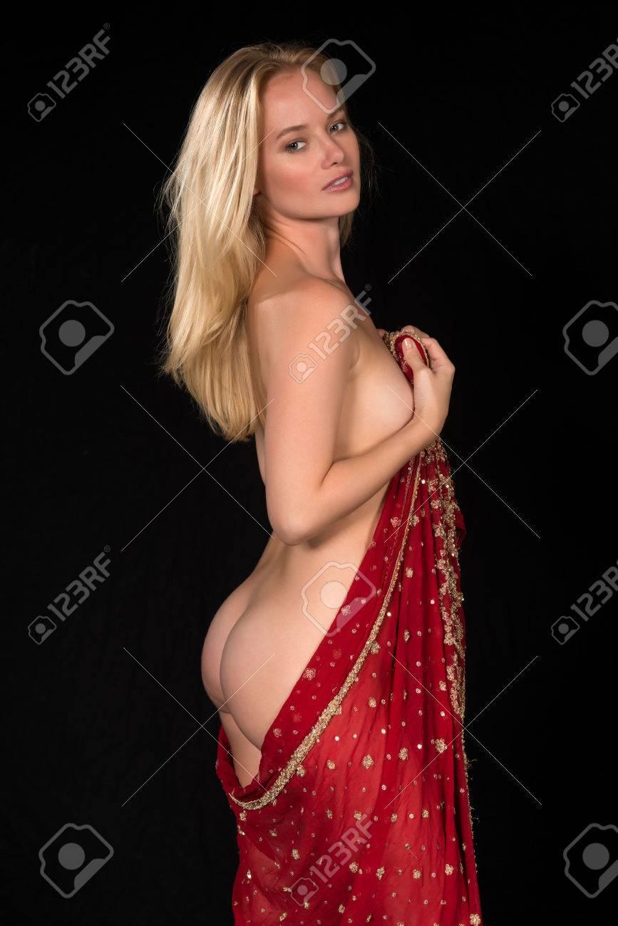 Junior girl nudist pageant