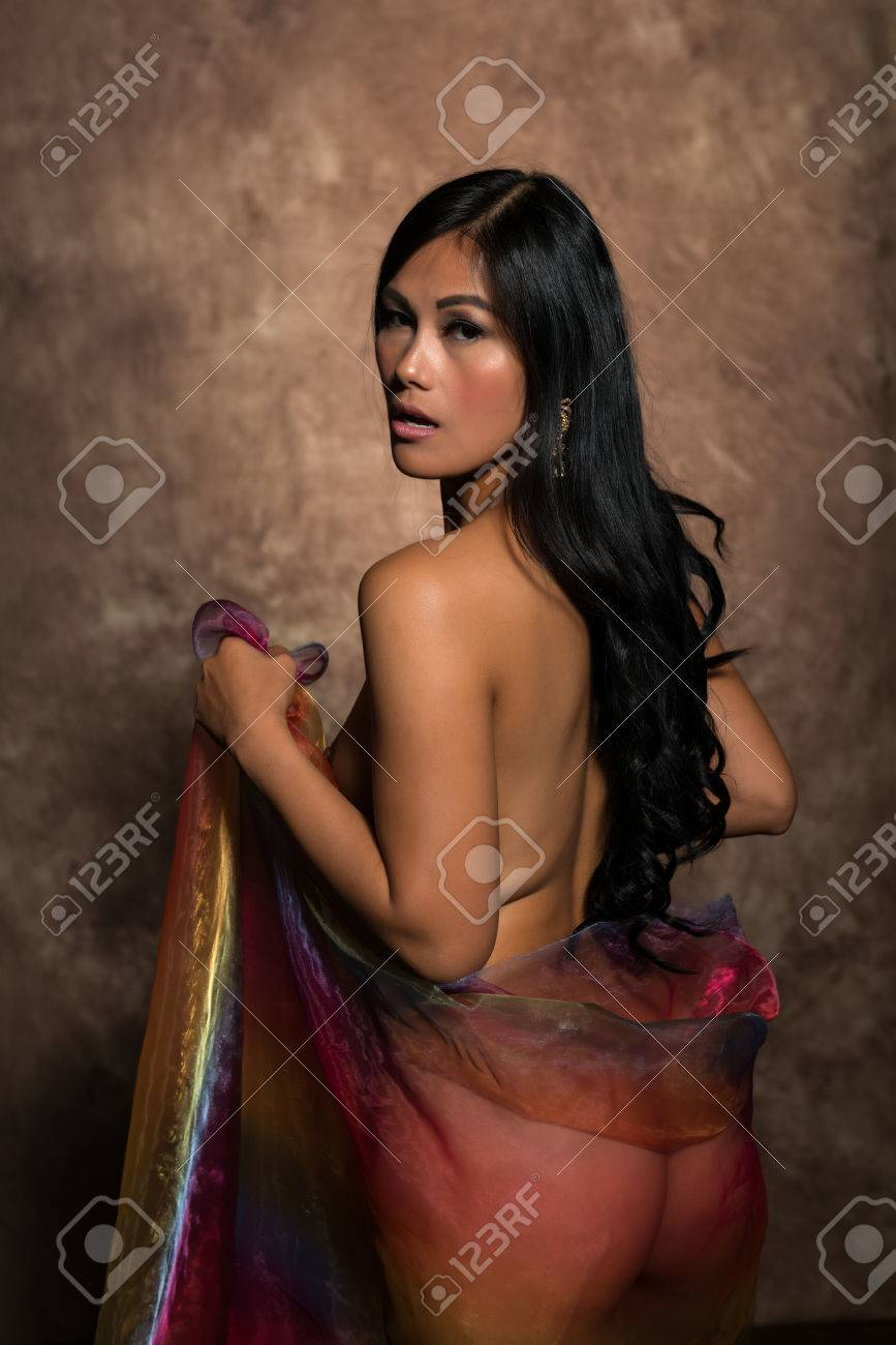 Femme Nue Transparent