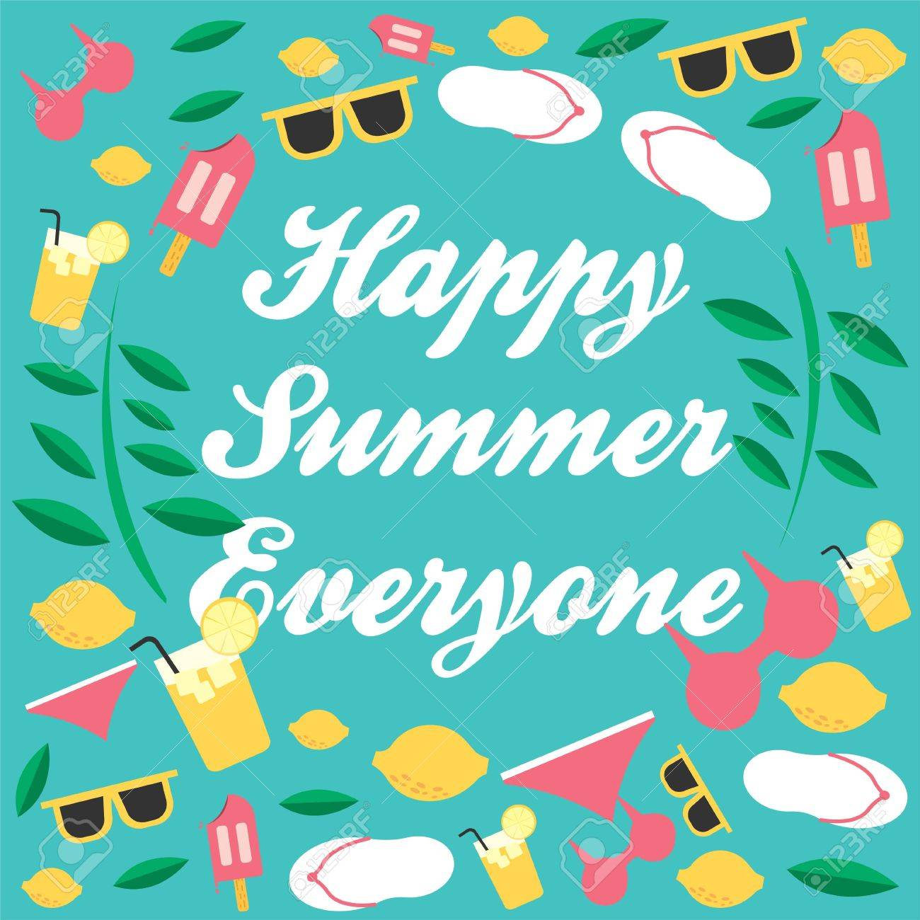 happy summer everyone this summer time time for enjoy your