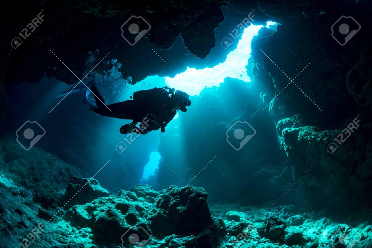 Underwater Cave in Miyakojima - 110230750