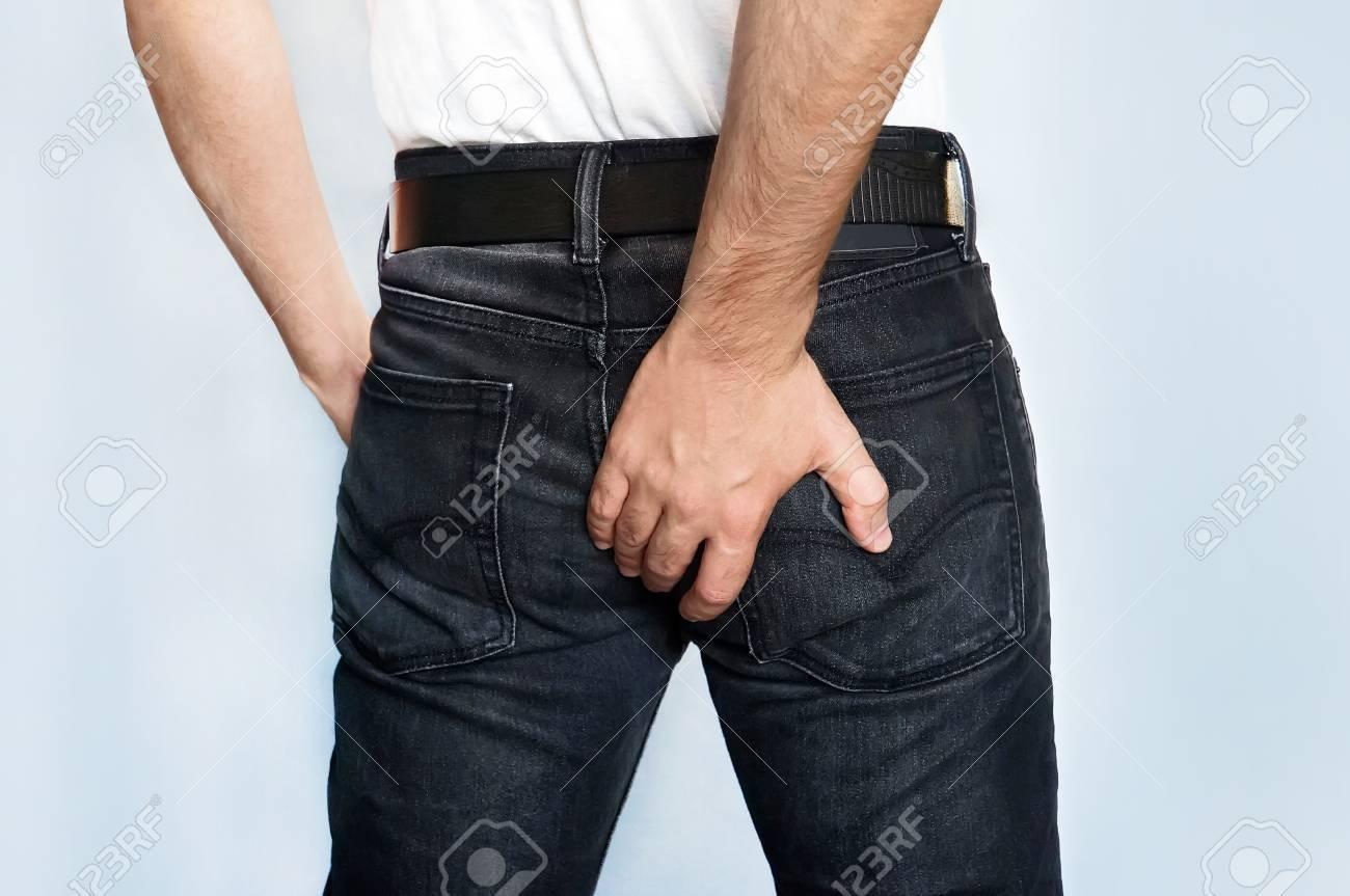 Oily anal porn gifs