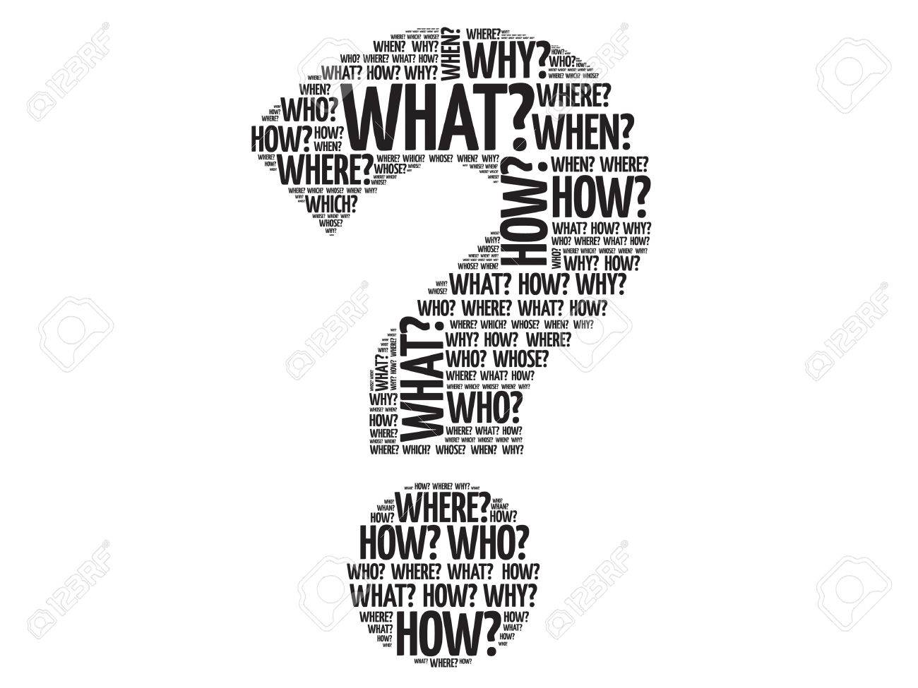 question mark question words vector concept royalty free cliparts rh 123rf com question mark vector illustration question mark vector art
