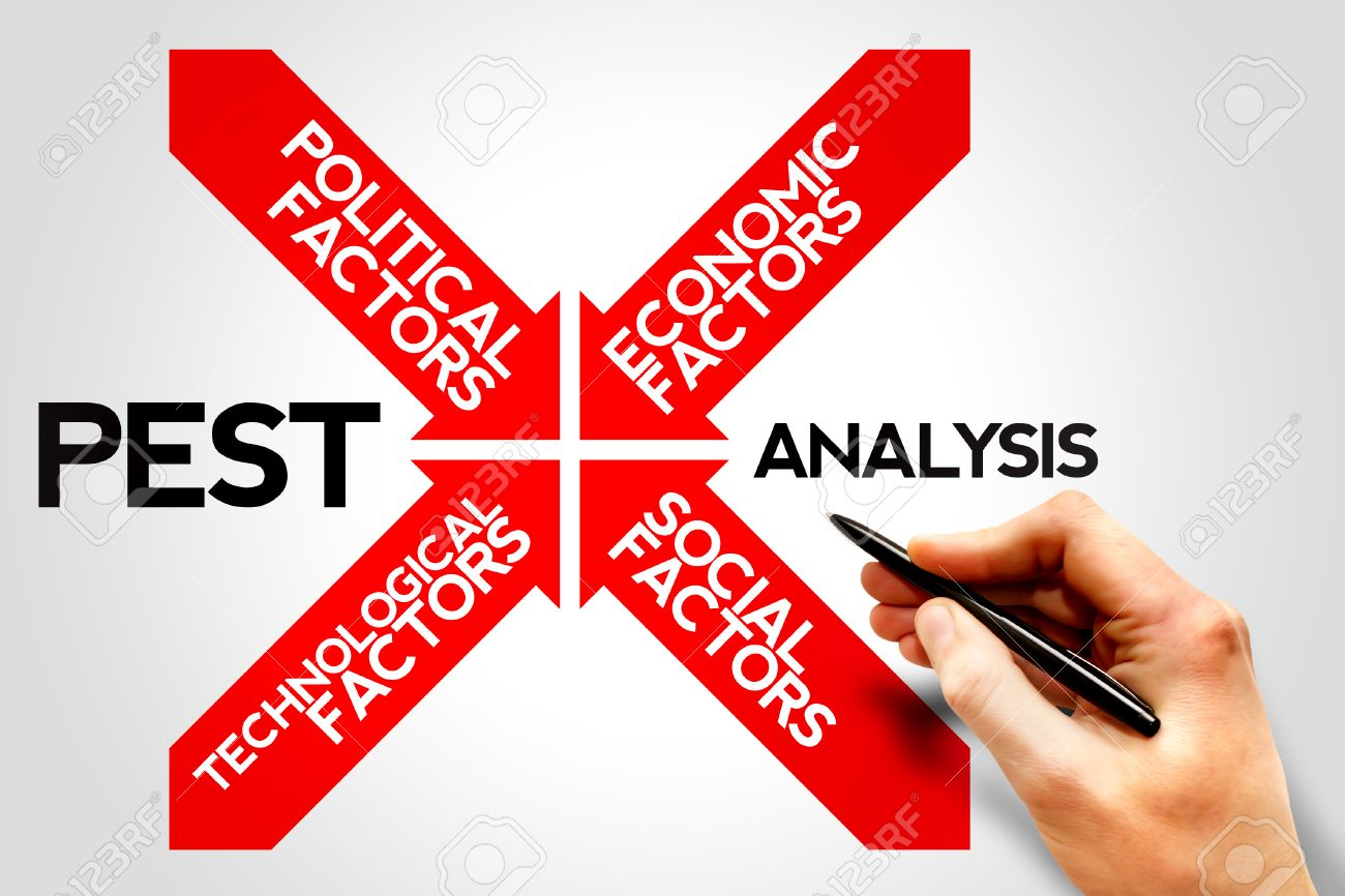 munchy s pest analysis Pest stands for political, economic, social and technological impact on a company there are people who will roll their eyes and believe that a pest analys.