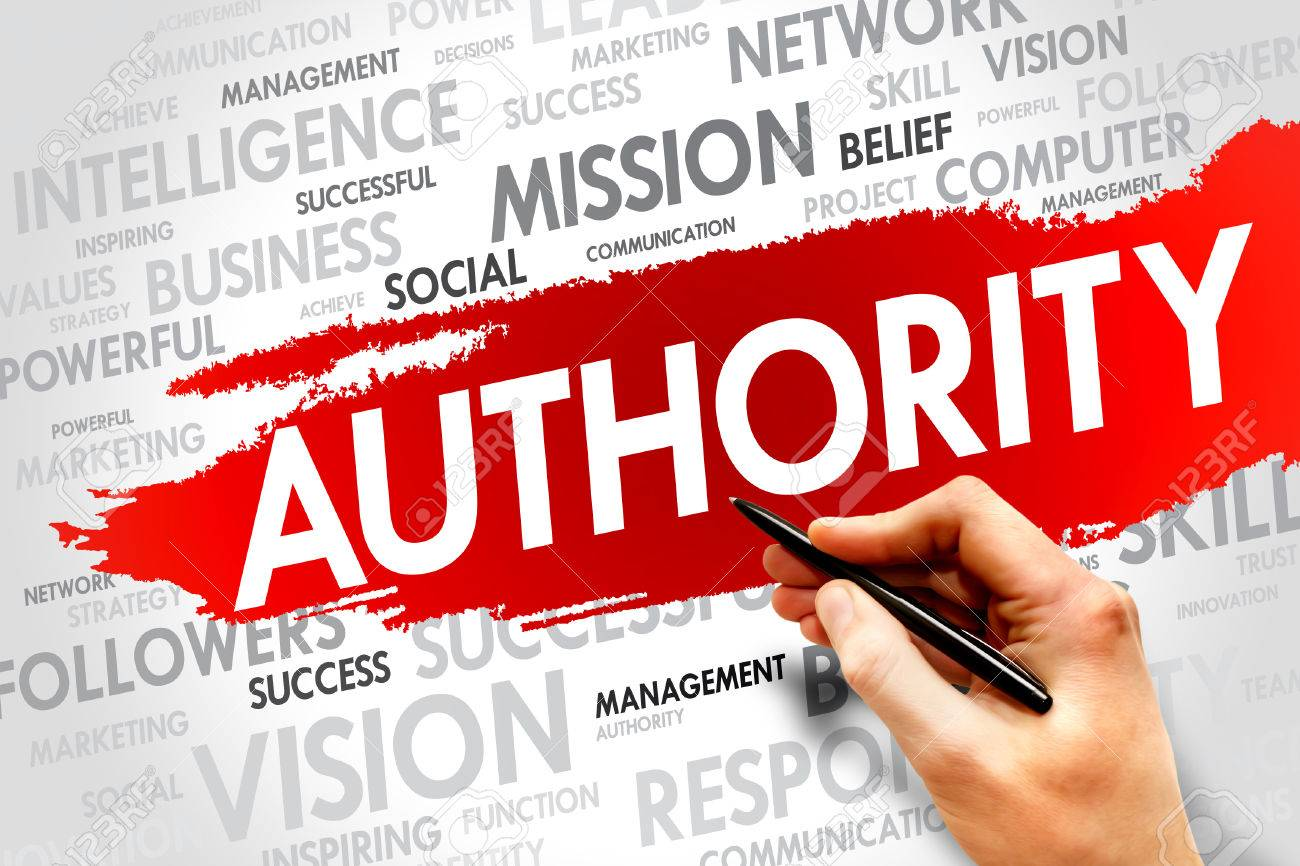 Image result for Images for the word Authority