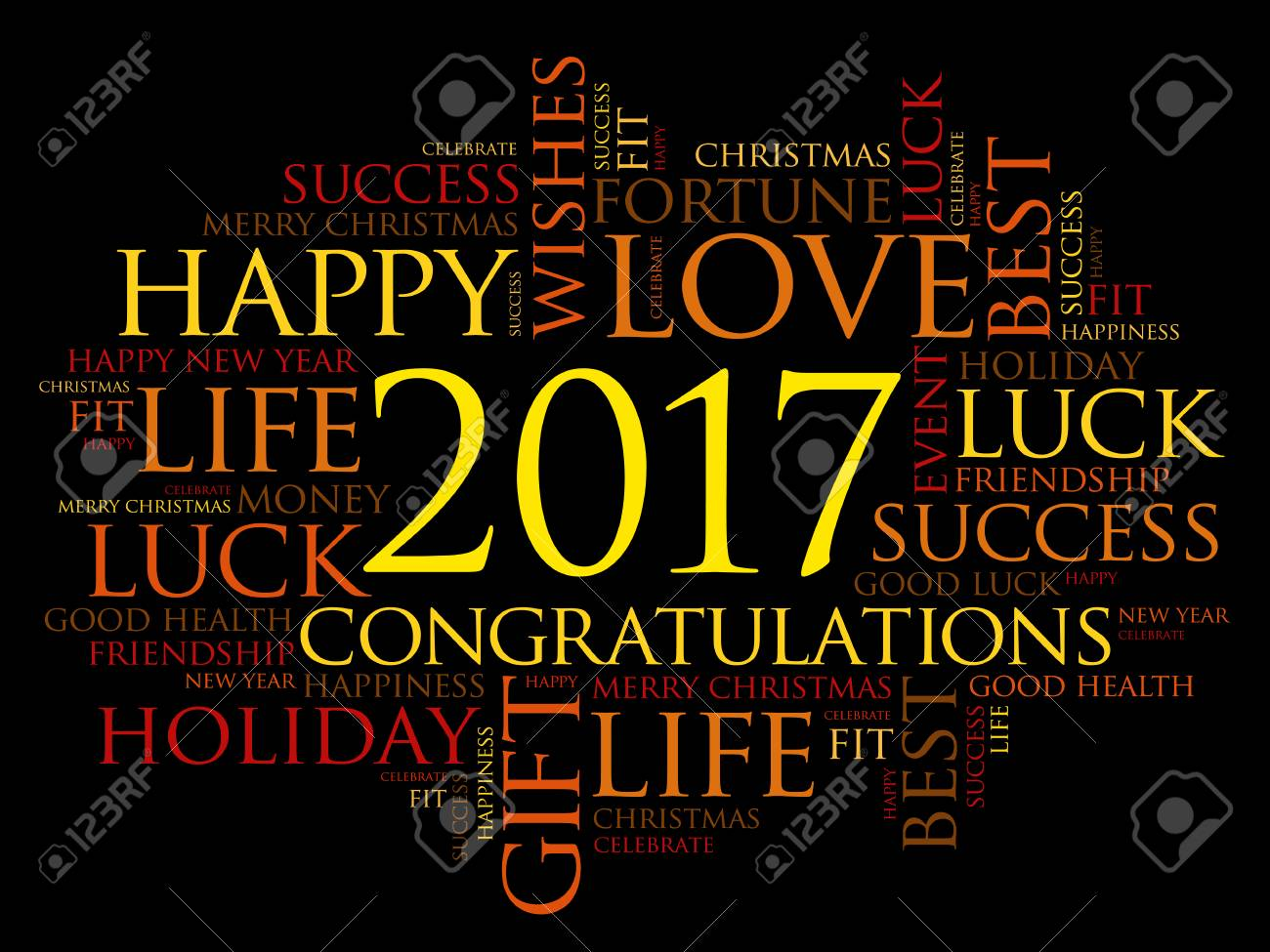2017 year greeting word cloud collage happy new year celebration 2017 year greeting word cloud collage happy new year celebration greeting card stock vector m4hsunfo