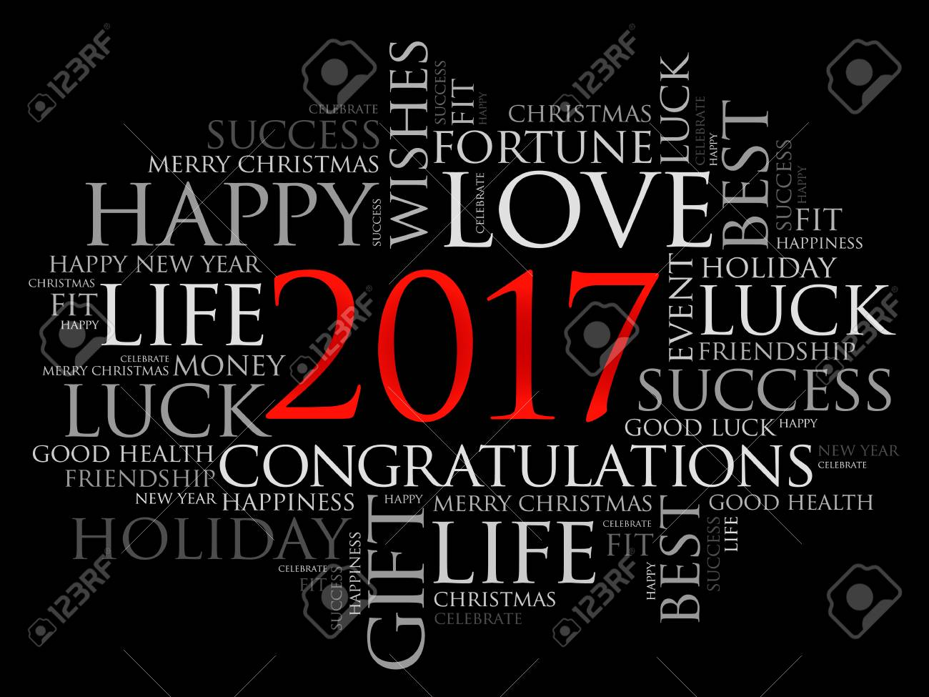 2017 year greeting word cloud collage happy new year celebration 2017 year greeting word cloud collage happy new year celebration greeting card stock vector m4hsunfo Image collections