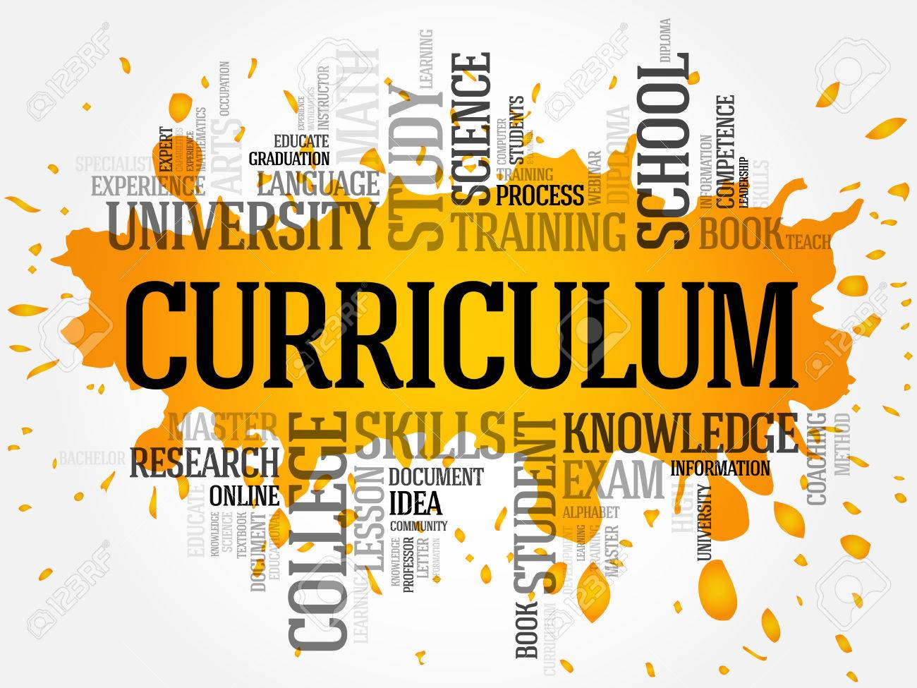 curriculum word cloud collage education concept background royalty rh 123rf com school curriculum clipart creative curriculum clipart