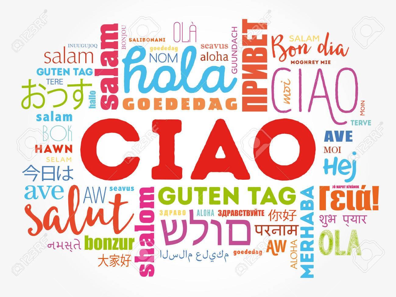 イタリア 語 で こんにちは