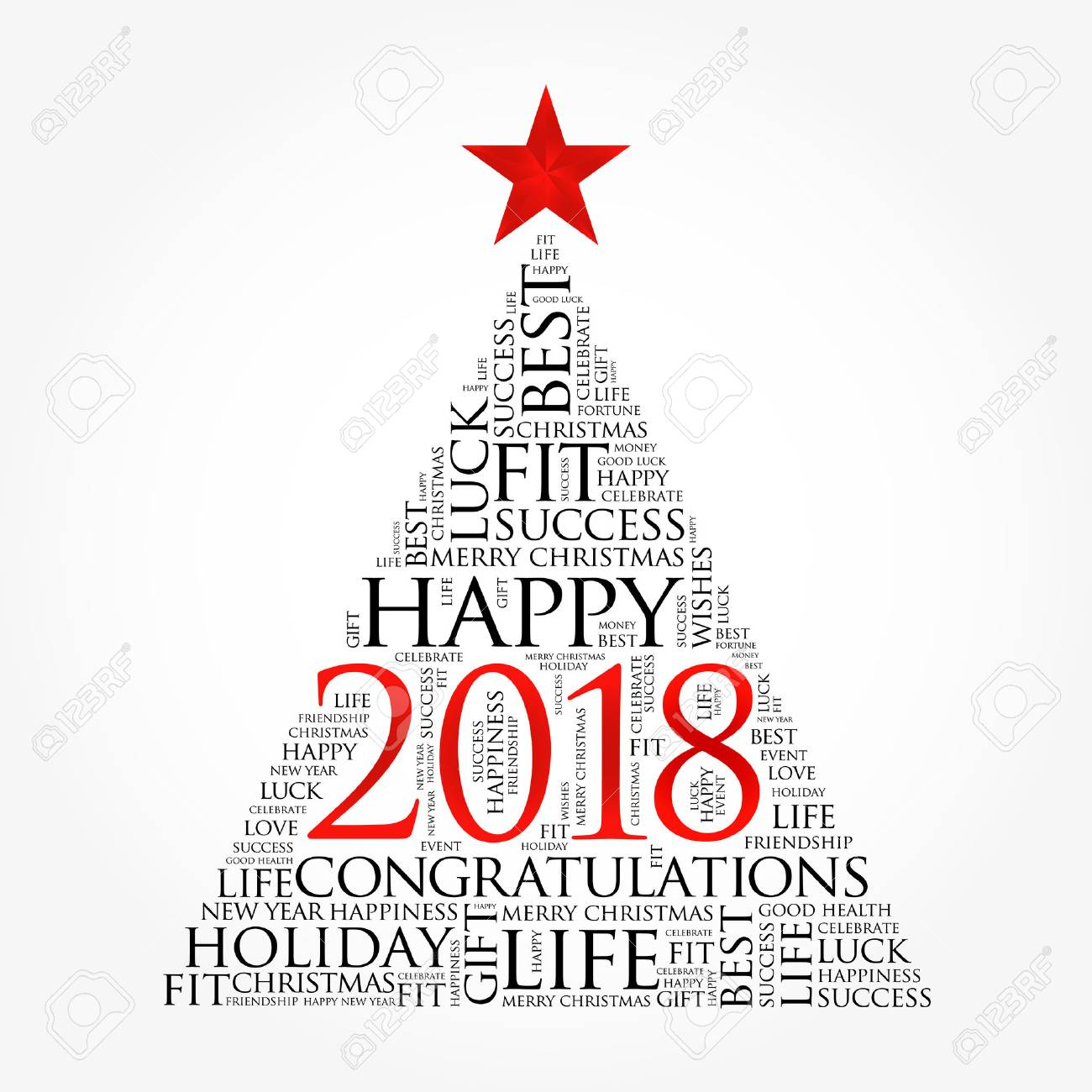 2018 year greeting word cloud collage happy new year celebration 2018 year greeting word cloud collage happy new year celebration word cloud card in the m4hsunfo