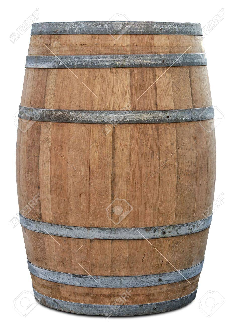 Barrel with clipping path - 10401110